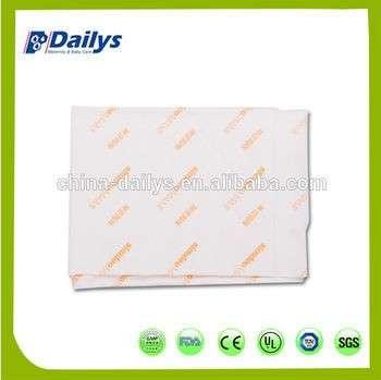 热卖透气干燥表面护理一次性垫