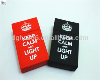 定制设计硅胶烟盒/烟盒/烟罩