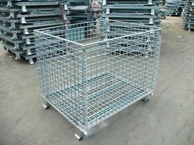 Wire Cage/storage Cage Hot Sale