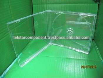 规范透明的CD盒10.4mm