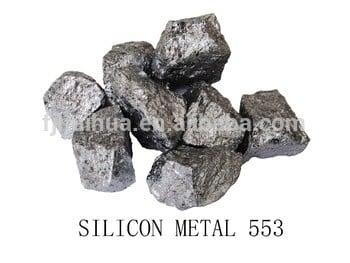 高质量的高纯金属硅553