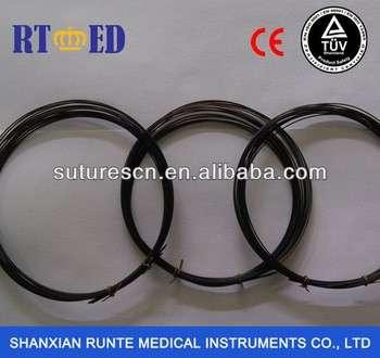 与ISO高质量中国购买类型普通螺纹肠缝合材料