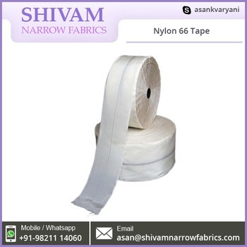 top quality nylon 66 for curing and wrapping tape
