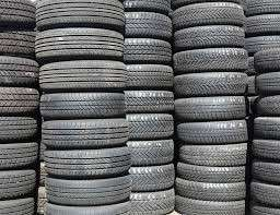 Used Truck And Car Tire