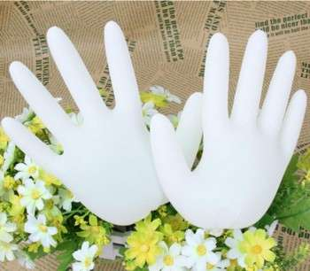 Surgical Natural Yellow Latex Gloves Supplies In Malaysia Wholesale