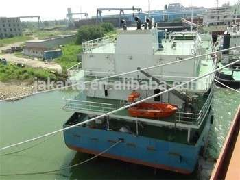 Singapore Used Chemical Oil Tanker Ship / Boat On Stock With