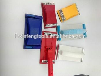 直接出厂销售各种新设计平滑平工具与自定义标志和伊娃底部。