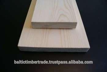 云杉板,刨云杉木材,S4S,异形,KD