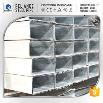 RMC RIGID GALVANIZED CARBON STRUCTURE STEEL FOR GREENHOUSE