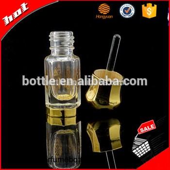 3ml花式香精/香水玻璃瓶水晶香水瓶玻璃棒