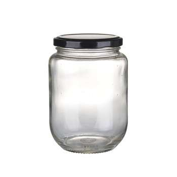 Food Grade Large Heat Resistant Sealing Gl Jar Storage Bottles Jars