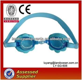 Cheap Custom Professional Kids Swim Goggles