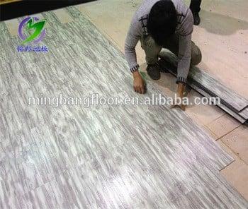 PVC乙烯基运动地板