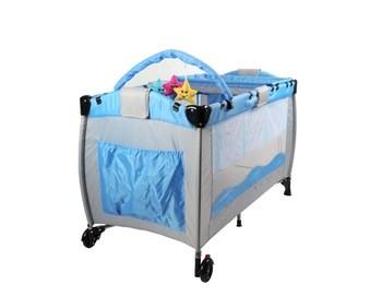 2017热销售婴儿床与许多颜色和SGS