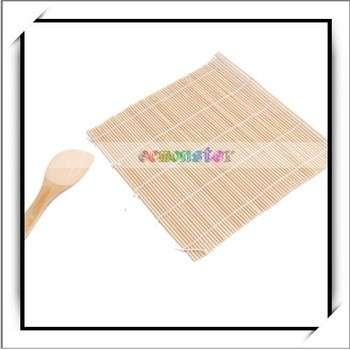 Hot Sale Japanese Making Sushi Tool (Include Bamboo Sushi Rolling Mat,Rice Paddle)-J03425
