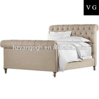 现代工厂直销中国木制酒店卧室家具