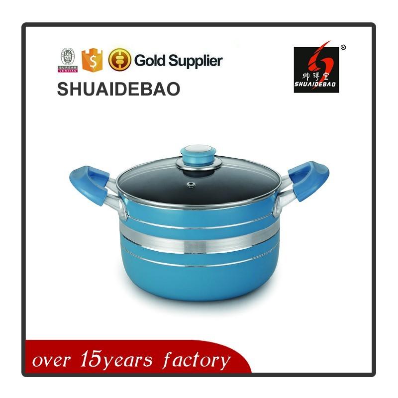 Ceramic induction cooker pot set