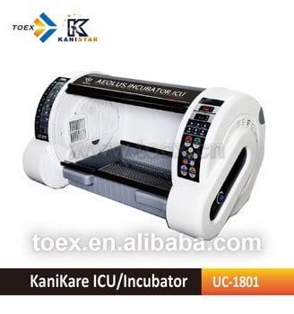 kanikare ICU /孵化器密集护理单元1801 UC -宠物