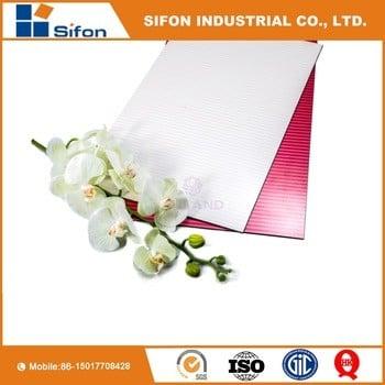 艾帝热卖装饰3D墙板ACM铝塑复合板