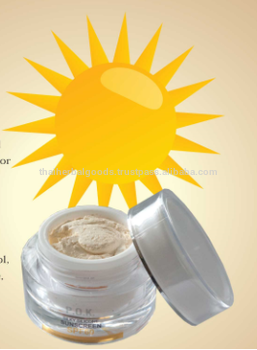 Silky Silicone Facial Sunscreen - Natural Spa Product