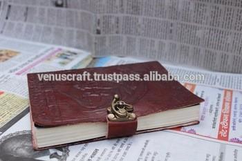定制笔记本制造商真皮日记笔记本