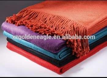 重竹/棉毛毯把从中国供应商批发