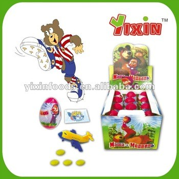 hotsell玩具candysurprise鸡蛋糖果玩具