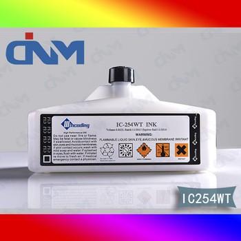 ic-254wt先进0.825l多米诺CIJ喷墨打印机墨盒