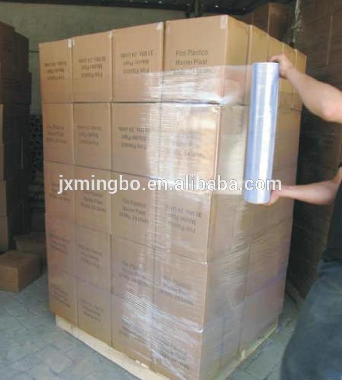 SGS认证的低价卷纸托盘收缩聚乙烯拉伸薄膜