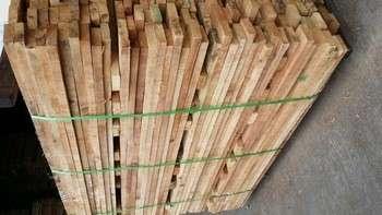橡胶木锯材