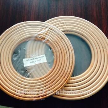 高质量的冷冻薄饼铜盘管按照ASTM B280