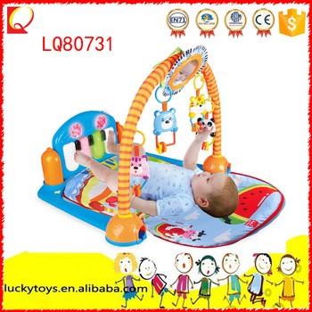 2016高品质婴儿游戏垫婴儿健身房出售