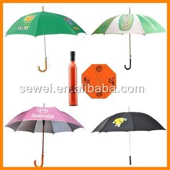 Top Quality Customized Cheap Rain Umbrella/Custom Promotion Golf Umbrella/Advertising Straight Promotion Umbrella