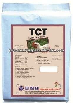 家禽预混料用饲料添加剂毒素粘合剂