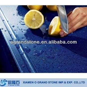 quartz slabs wholesale man made stone countertops quality quartz countertop wholesale blue