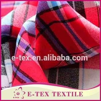 High Quality China Supplier Custom Dyed Rayon Nylon Spandex