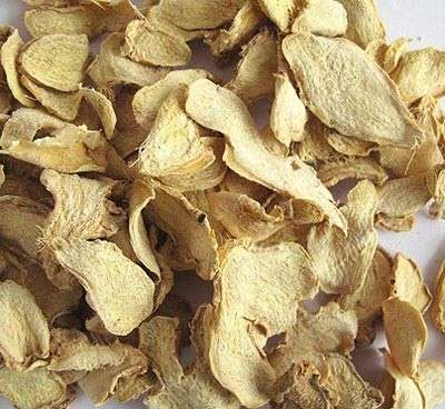 Dried Ginger Flake