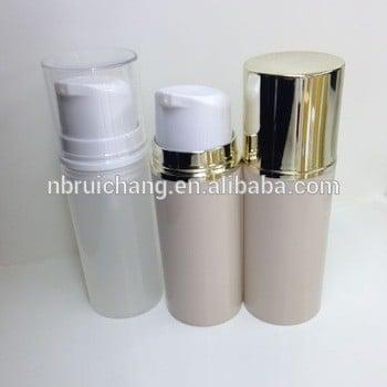 化妆品工业用泵的密封型PP瓶50mL/100mml