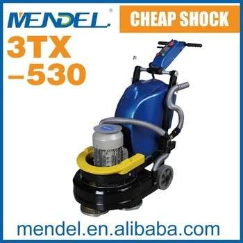 Mendel 3tx 530 Marble Floor Polisher Three Phase Concrete