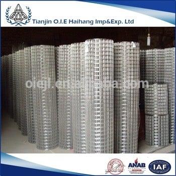 优质低碳钢丝电焊网/方孔镀锌电焊网