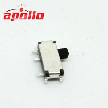 Mini Slide Switch For Electric Device Side Toggle