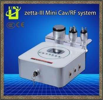 40k射频紧肤美容瘦身设备/空化减肥机gs8.2e/cavitation减肥机