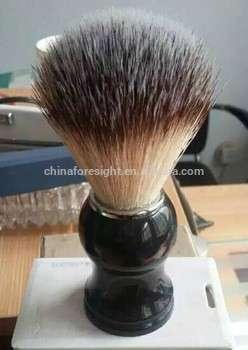 纯獾头发定制剃须刷,剃须刀刷