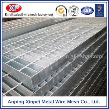 中国供应批发高质量低价格的优质钢格栅