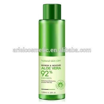 每日改善肤色快速吸收水分芦荟洗剂