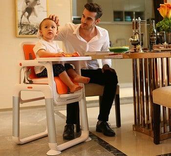 3-in-1feeding高脚椅、婴儿幼儿椅