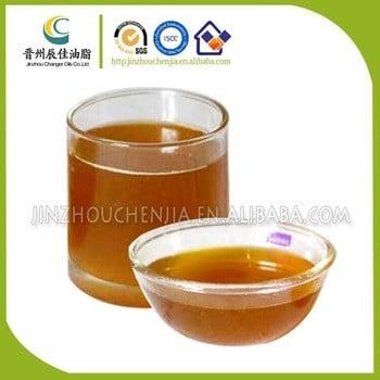 布朗用食用油的销售在中国大陆地沟油生物柴油