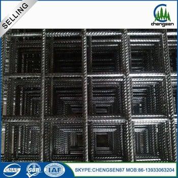 嗨肋6x6电焊钢筋网混凝土