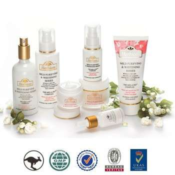Skin Care Whitening Cream Set /cosmetic Manufacturer