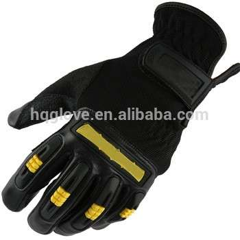 Police Military Supplies Impact Safety military gloves